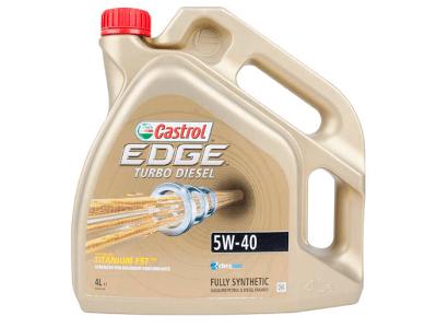 Motorno ulje Castrol Edge TurboDiesel 5W40 4L