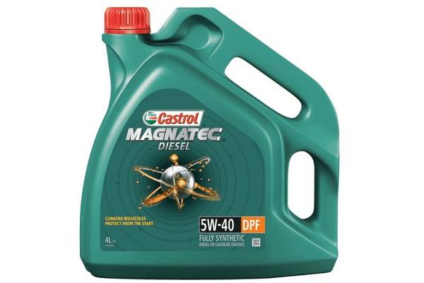 Motorno ulje Castrol Magnatec Diesel DPF 5W40 4L