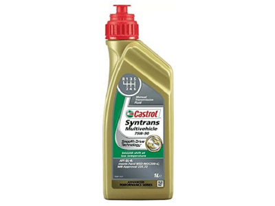 Motorno ulje Castrol Syntrans Multivehicle 75W90 1L