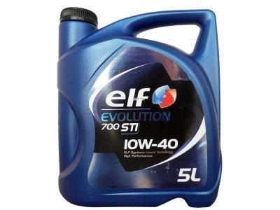 Motorno ulje Elf Competition STI 10W40 5L