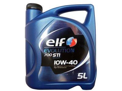 Motorno Ulje Elf Evolution 700 STI 10W40 5L