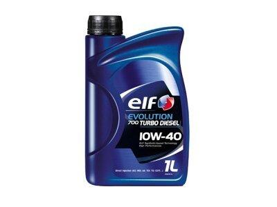 Motorno ulje Elf Evolution 700 Turbo D 10W40 1L
