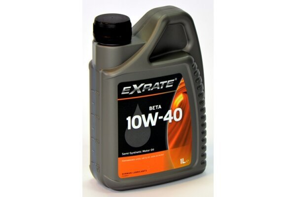 Motorno ulje Exrate Beta 10W40 1L