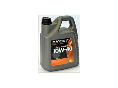 Motorno ulje Exrate Delta HDD Perfect 10W40 5L
