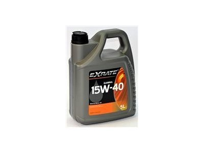 Motorno ulje Exrate Gamma 15W40 5L