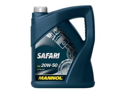 Motorno ulje Mannol, 20W50
