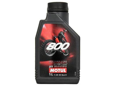 Motorno ulje Motul 2T 800 Factory Line Off Road 1L