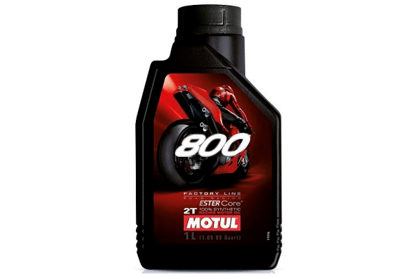 Motorno ulje Motul 2T 800 Factory Line Road Racing 1L
