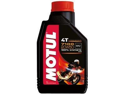 Motorno ulje Motul 4T 7100 20W50 1L