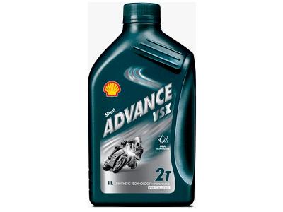 Motorno ulje Shell Advance VSX 2 1L