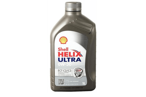 Motorno ulje Shell Helix Ultra ECT C2/C3 0W30 1L