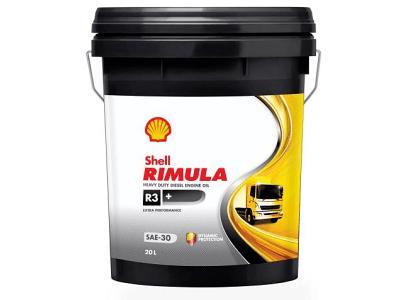 Motorno ulje Shell Rimula R3+ 30 20L