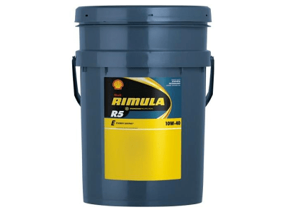 Motorno ulje Shell Rimula R5E 10W40 20L