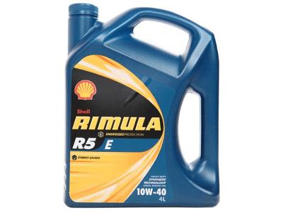 Motorno ulje Shell Rimula R5E 10W40 4L