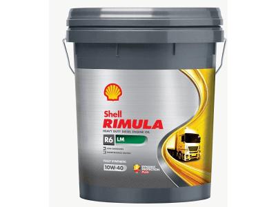 Motorno ulje Shell Rimula R6LM 10W40 20L