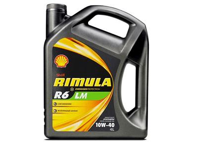 Motorno ulje Shell Rimula R6LM 10W40 4L