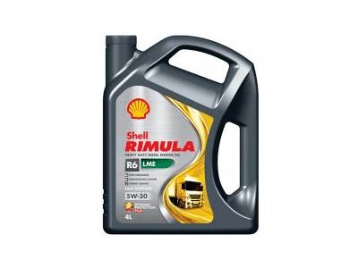 Motorno ulje Shell Rimula R6LME 5W30 4L