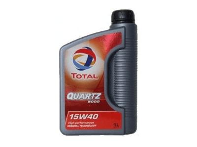 Motorno Ulje Total Quartz 5000 15W40 1L