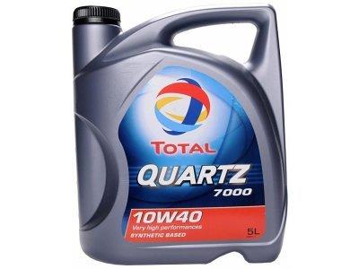 Motorno ulje Total Quartz 7000 10W40 5L
