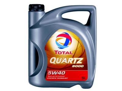 Motorno Ulje Total Quartz 9000 5W40 5L