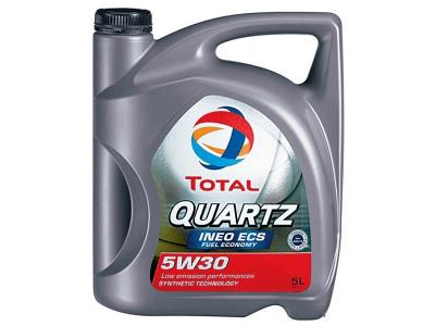 Motorno ulje Total Quartz Ineo ECS 5W30 5L
