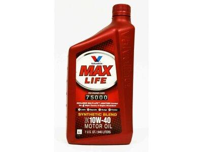 Motorno ulje Valvoline MaxLife 10W40 1L