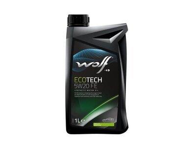 Motorno ulje WOLF ECOTECH 5W20 FE 1L