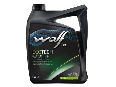 Motorno ulje WOLF ECOTECH 5W20 FE 5L