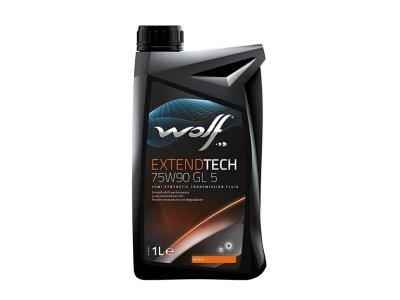 Motorno ulje WOLF EXTENDTECH 75W90 GL 5 1L