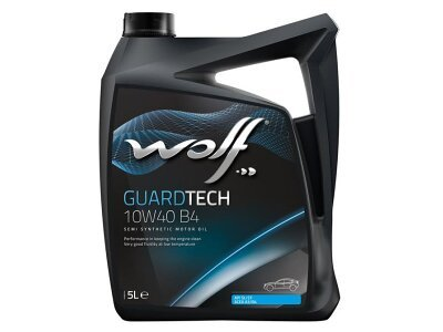 Motorno ulje WOLF GUARDTECH 10W40 5L
