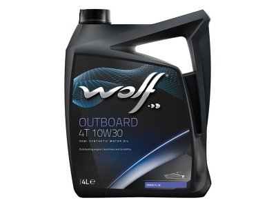 Motorno ulje WOLF OUTBOARD 4T 10W30 4L