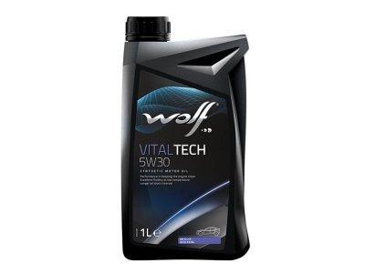 Motorno ulje WOLF VITALTECH 5W30 1L