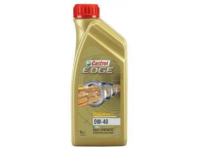Motoröl Castrol Edge FST 0W40 1L