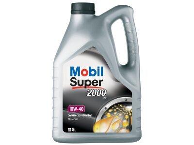 Motoröl Mobil Super 2000 X1 10W40 5L