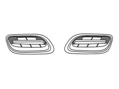 Mreža v maski Nissan Micra 00-
