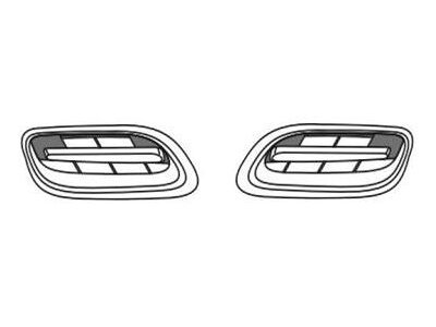 Mrežica v maski Nissan Micra 00-