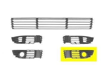 Mrežica Volkswagen Passat B6 00-05 (sa otvorom za maglenke)