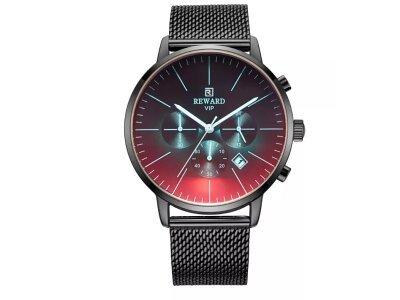 Muški ručni sat RD82004M, Crna