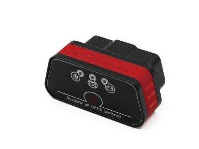 Naprava za avto diagnostiko KW901, OBD2, Bluetooth 3.0