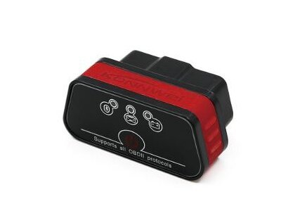 Naprava za avto diagnostiko KW901, OBD2, Bluetooth 3.0