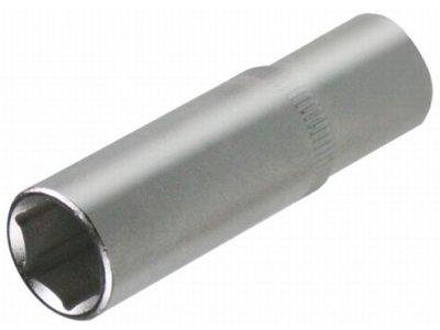 Nasadni ključ, pogon 1/2, zev ključa 10 mm, dolga izvedba