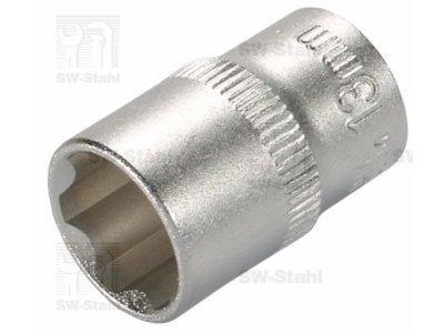 Nasadni ključ, pogon 1/4 cola, 06455L-E10