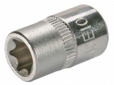 Nasadni ključ, pogon 1/4, dimenzija E10
