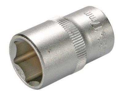 Nasadni ključ, pogon 1/4, zev ključevi 6 mm
