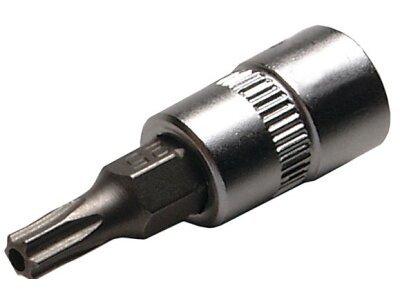 Nasadni ključ, pogon 1/4, zev ključevi T30 (TEM/4-T30)