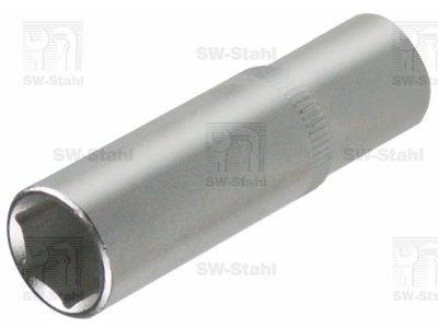 Nasadni ključ, prihvat 1/2, unutrašnja širina 21 mm