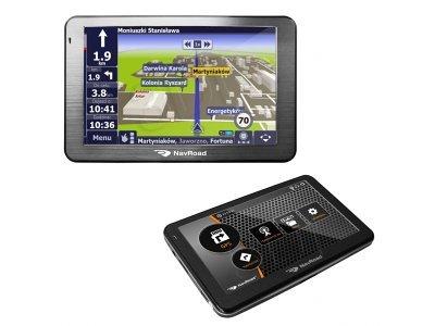 Navroad drive navigacija HD  + EU + memorijska kartica 4 GB