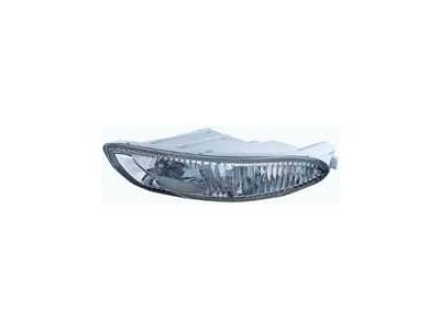 Nebelscheinwerfer Nissan Maxima 00-