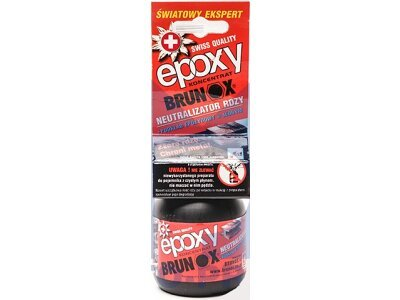 Nevtralizator rje + epoksi podlaga Brunox Epoxy Prorate, 100 ml