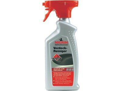 Nigrin sredstvo za čišćenje kabriolet krovova, 500 ml